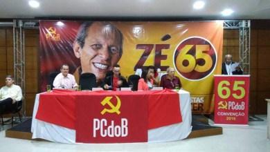 Photo of Chapada: PCdoB oficializa candidatura de Zé Amin para prefeitura de Jacobina