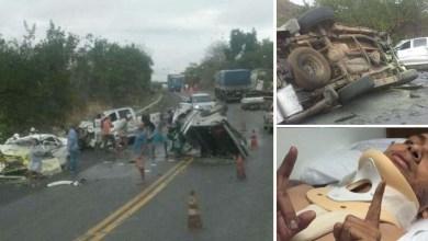 Photo of Chapada: Acidente deixa três mortos e mais três feridos em Itaberaba