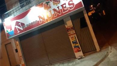 Photo of Chapada: Homens armados assaltam mercado no município de Jacobina