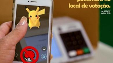 Photo of Bahia: Caçar pokémons nas zonas eleitorais está proibido, alerta TRE