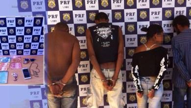Photo of Bahia: Estelionatários são presos pela PRF após tentativa de fuga em Barreiras