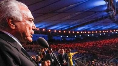 Photo of Brasil: Michel Temer não vai à cerimônia de encerramento da Rio 2016