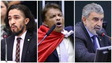 Photo of Câmara Federal abre processos contra Jean Wyllys, Wladimir Costa e Laerte Bessa
