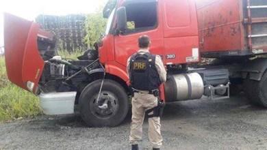 Photo of Bahia: PRF apreende carreta roubada no município de Simões Filho