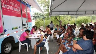 Photo of Chapada: Rastreamento do Câncer de Mama atende mulheres em Boa Vista do Tupim