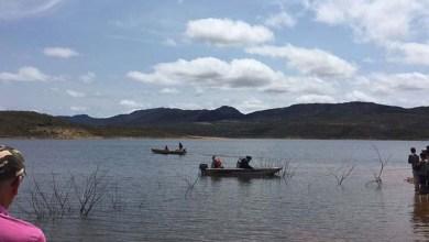 Photo of Chapada: Três pessoas estão desaparecidas após canoa virar em barragem de Rio de Contas