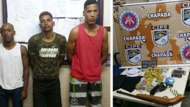Photo of Chapada: Operação policial prende quadrilha de tráfico de drogas em Lençóis