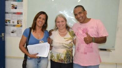 Photo of Chapada: População e estudantes da Uefs debatem propostas com Marcão e Edileide em Lençóis