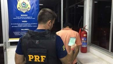 """Photo of Bahia: Motorista de caminhão é preso com """"rebite"""" e documento falso"""