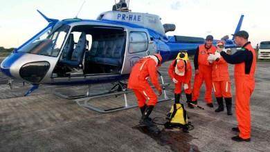 Photo of Chapada: Helicópteros chegam em Rio de Contas para debelar incêndio florestal