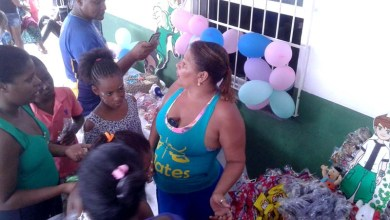 Photo of Bahia: Associação de Moradores faz a festa para crianças em Lauro de Freitas