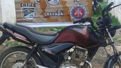 Photo of Chapada: Moto roubada no município de Boninal é encontrada pela Cipe