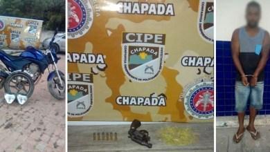 Photo of Boninal: Cipe-Chapada prende homem acusado de aterrorizar moradores na região