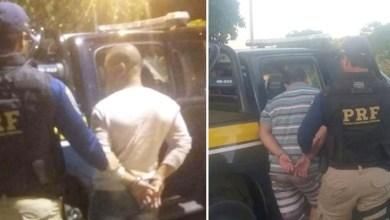 Photo of Chapada: Foragidos da Justiça são presos na região de Seabra pela PRF