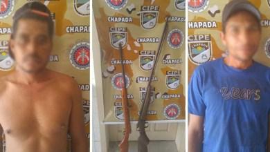Photo of Bahia: Homens são presos com armas de fogo no município de Milagres
