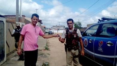 Photo of Chapada: Gidu entrega nova viatura à PM e agradece votação em Boa Vista do Tupim