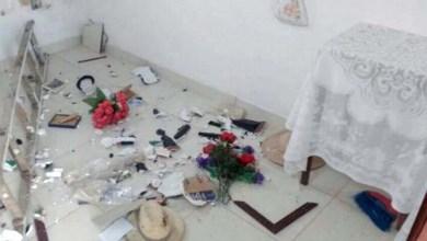 Photo of Chapada: Igreja de Rio de Contas é invadida e tem objetos danificados por vândalos