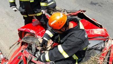 Photo of Chapada: Corpo de Bombeiros faz resgate de vítima fatal na 'Estrada do Feijão'; confira imagens