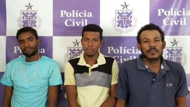 Photo of Chapada: Polícia prende traficantes acusados de homicídio no município de Ituaçu