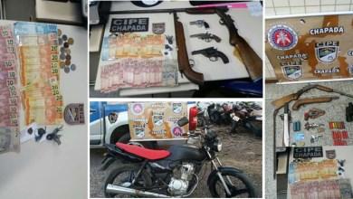 Photo of Chapada: Polícia desarticula ponto de venda de drogas no município Ruy Barbosa