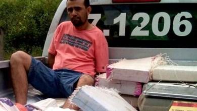 Photo of #Bahia: Polícia prende vereador do PMDB eleito com quase 300 quilos de maconha