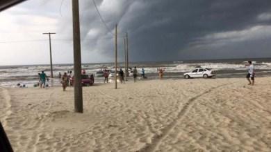 """Photo of #Brasil: Santa Catarina é atingida por """"tsunami"""" e temporal deixa uma criança morta"""