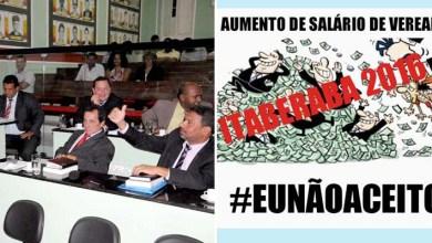 Photo of Chapada: Movimentos sociais fazem mobilização para impedir aumento de salário dos vereadores de Itaberaba