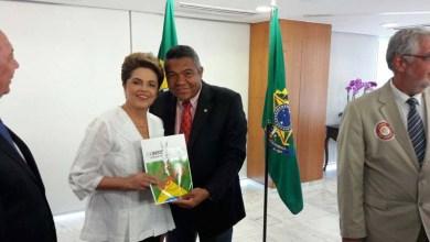 Photo of Dilma assume cargo em conselho da Perseu Abramo; Valmir é um dos baianos na composição