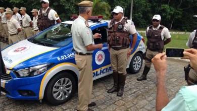 Photo of Batalhão Rodoviário da PM na Bahia ganha quatro novas viaturas, informa a SSP