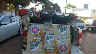 Photo of Ibitiara: Operação da Cipe-Chapada recupera mais três motos roubadas na região