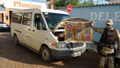 Photo of Iraquara: Veículo com chassi adulterado é apreendido pela Cipe-Chapada no município