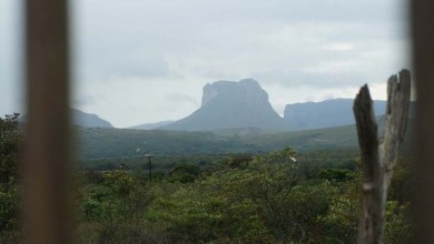 Photo of Chapada Diamantina espera um dos maiores volumes de chuva do estado neste final de semana