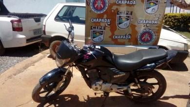 Photo of Chapada: Moto roubada é recuperada pela polícia no município de Iraquara