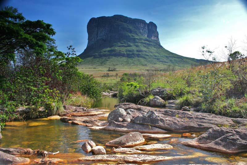 Chapada: Morrão e Águas Claras são ótimas opções para quem está no Vale do Capão