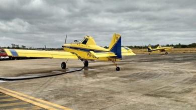 Photo of Mais um avião é contratado pelo governo para combate aos incêndios na Chapada Diamantina