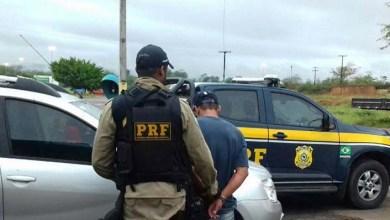 Photo of Chapada: Carro roubado é recuperado pela PRF na região de Itaberaba