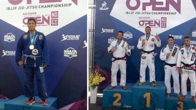 Photo of Chapada: Itaberaba se destaca no esporte no feriado prolongado; jiu-jitsu fatura 12 medalhas