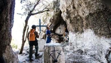 Photo of #Bahia: Local de romarias sofre com depredação de vândalos em Santa Brígida