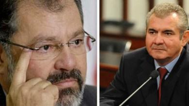 Photo of Deputados Marcelo Nilo e Angelo Coronel acirram disputa pela presidência da Assembleia