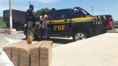 Photo of Chapada: Jovem é presa em Seabra transportando 5 quilos de crack em ônibus