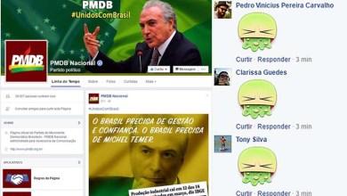 Photo of #Brasil: Equipe do governo Temer tenta impedir emojis de vômito em rede social