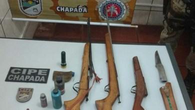 Photo of Iraquara: Cipe-Chapada descobre esconderijo de armas e drogas na cidade