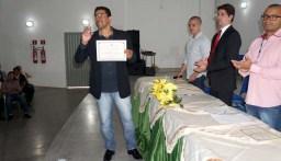 Itaetê - Político diplomando para atuar em Itaetê - FOTO Jornal da Chapada