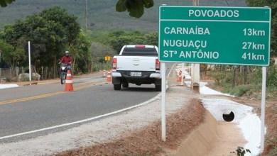 Photo of Governo beneficia mais de 40 mil pessoas com entrega de 17km de estrada pavimentada em Pindobaçu