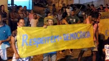 População vai às ruas e clama por Marcão prefeito de Lençóis - FOTO Divulgação 4