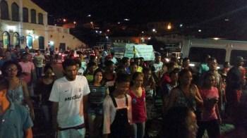 População vai às ruas e clama por Marcão prefeito de Lençóis - FOTO Divulgação 7