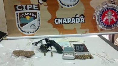 Photo of Utinga: Traficante morre em confronto com a Cipe-Chapada; arma, munições e drogas são apreendidas