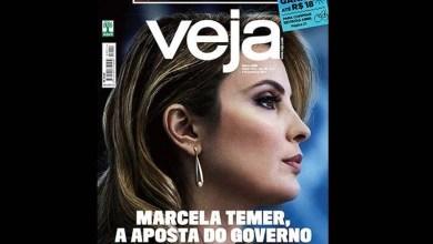 Photo of Revista usa Marcela para alavancar popularidade de Temer e recebe enxurrada de críticas dos leitores
