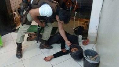 Photo of Chapada: Assaltantes são baleados após confronto com PM em Iramaia