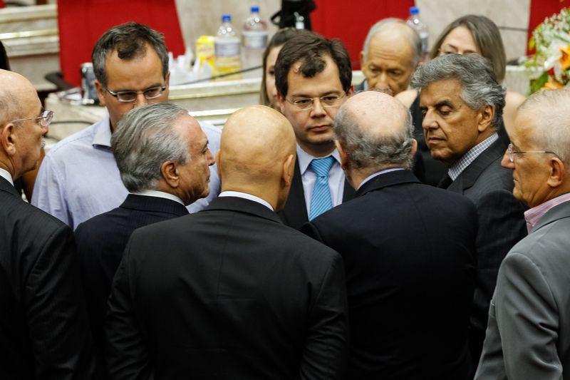 Porto Alegre - Velório do Ministro do Supremo Tribunal Federal, Teori Zavascki (Beto Barata/PR)